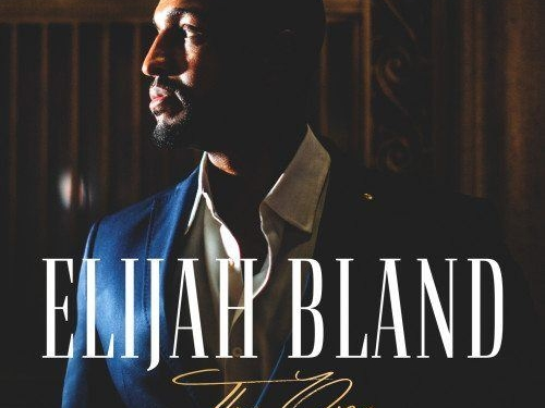 Elijah Bland The One Single Cover
