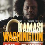 Events: Kamasi Washington: May 4 @The Variety Playhouse: Atlanta, Georgia