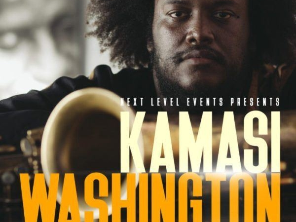 Kamasi Washington Live Show Flyer