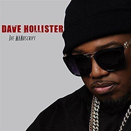 Dave Hollister Manuscript Album Cover