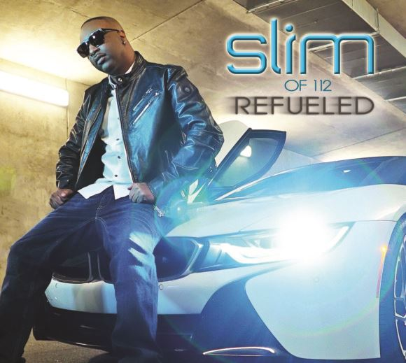 Slim REFUELED Album Cover
