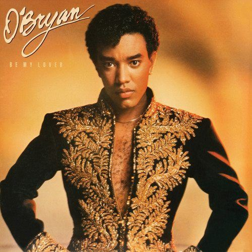 O'Bryan Be My Lover Album Cover