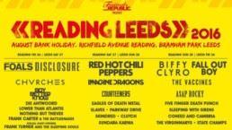Reading Music Fest Flyer 2016