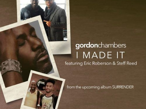 Gordon Chambers I Made It EP