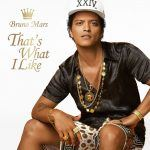 "Now Playing/Visuals: Bruno Mars: ""That's What I Like"""