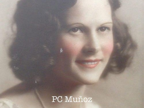 PC Munoz Echo Single Cover