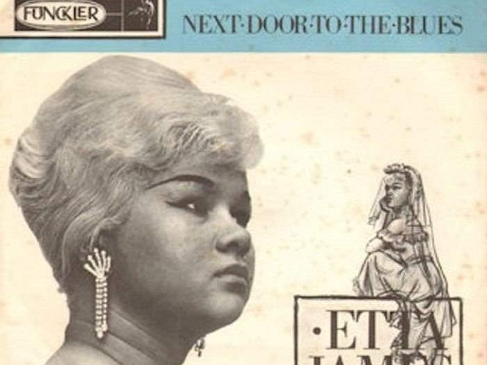 Etta James Pushover