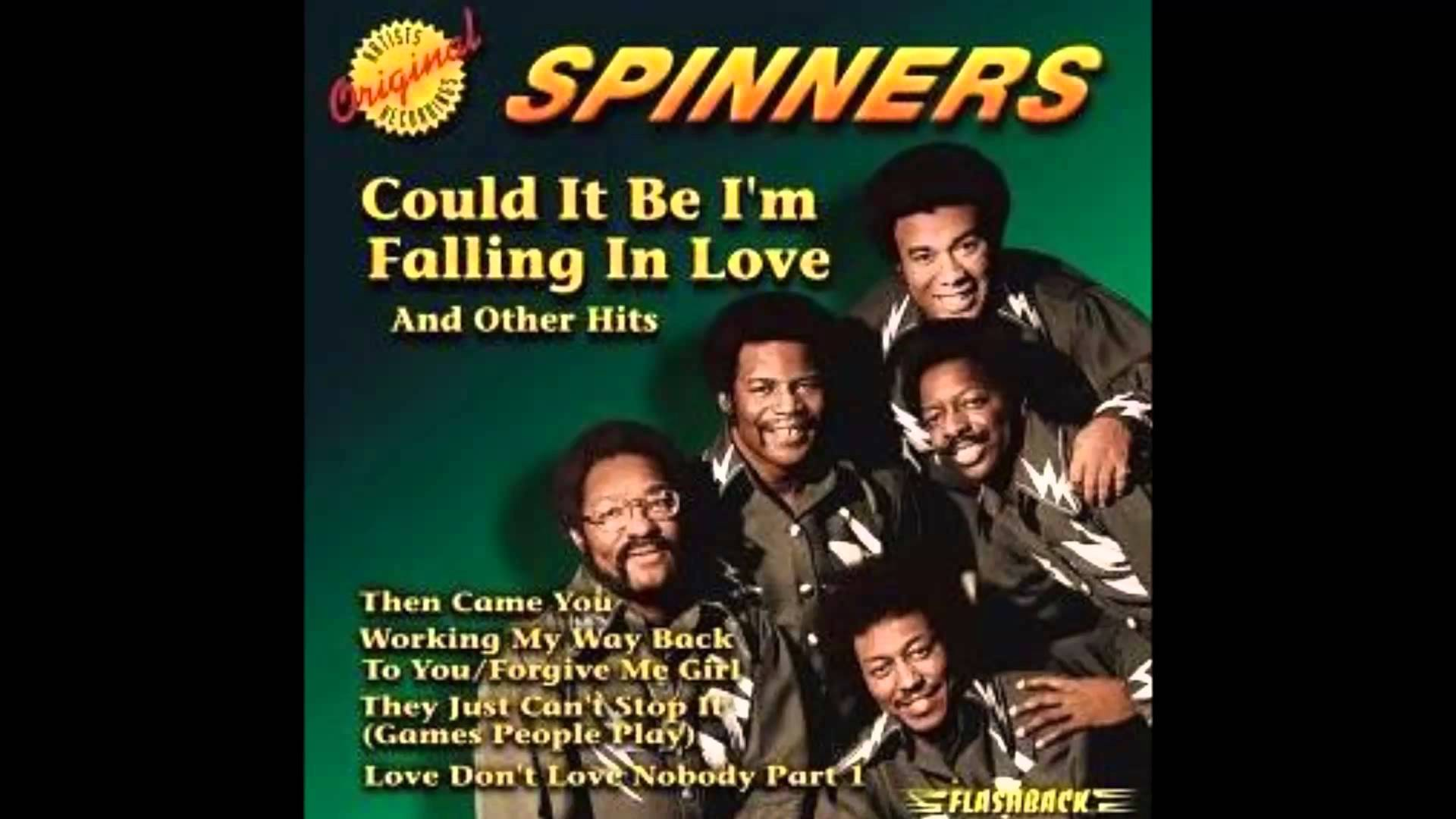 The Spinners_Could_It_Be_I'm_Falling_In_Love