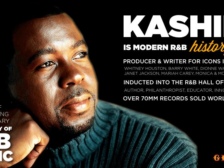 GFM Kashif History of R&B Banner