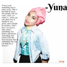 Yuma - What is your definition of Grown Folks Music?