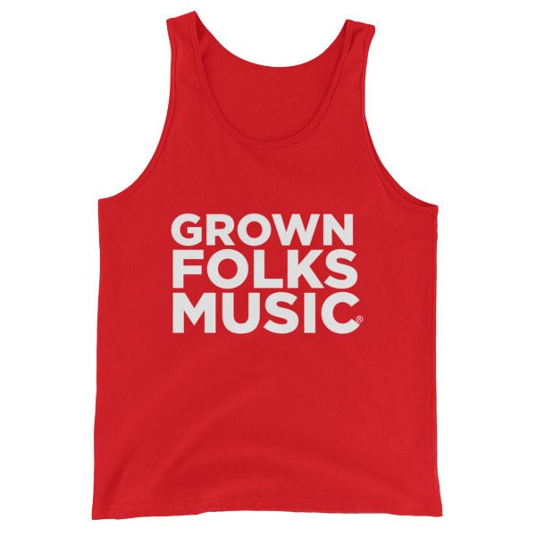 Ladies-GFM-Tank-Red