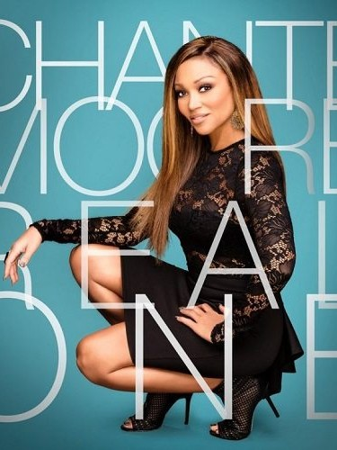 Chante Moore Real One Single Cover