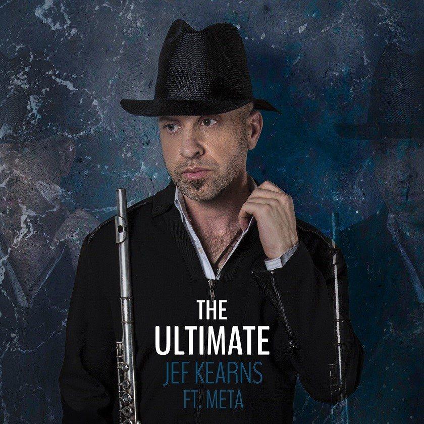 Jef Kearns The Ultimate Single Cover