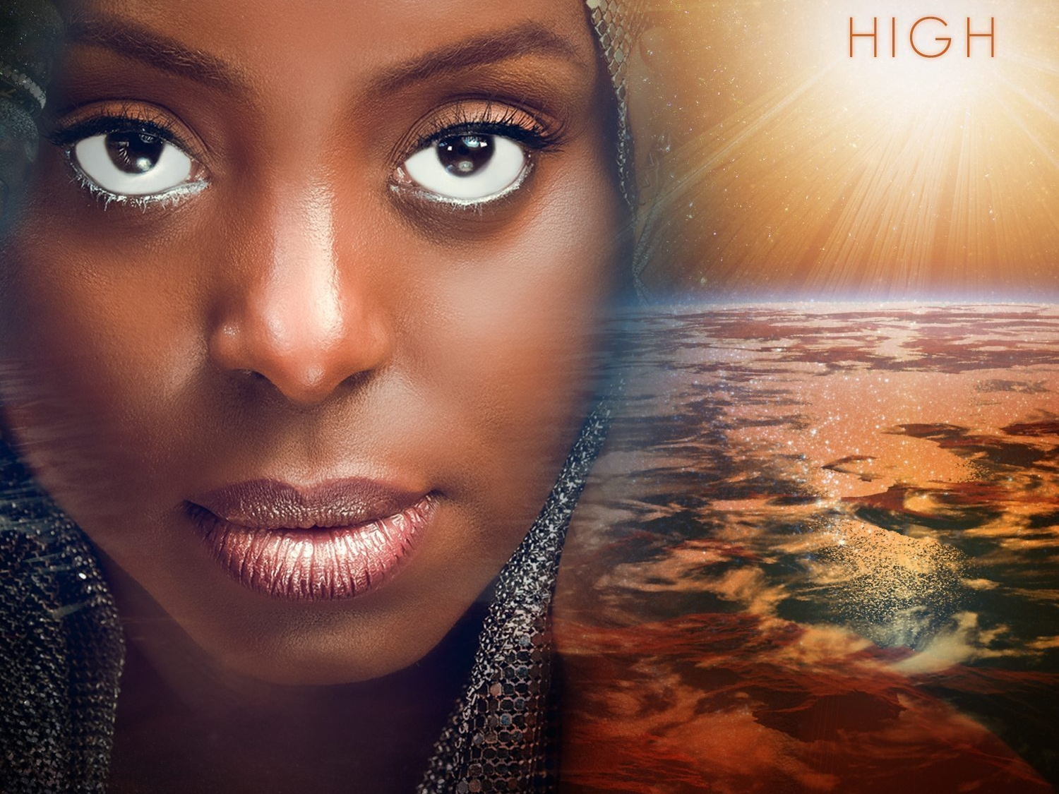 Ledisi High Single Cover
