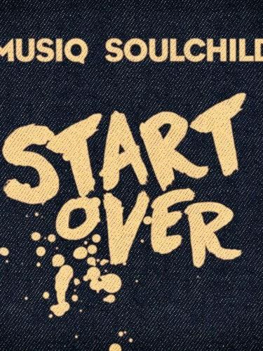 Musiq Soulchild Start Over Single Cover