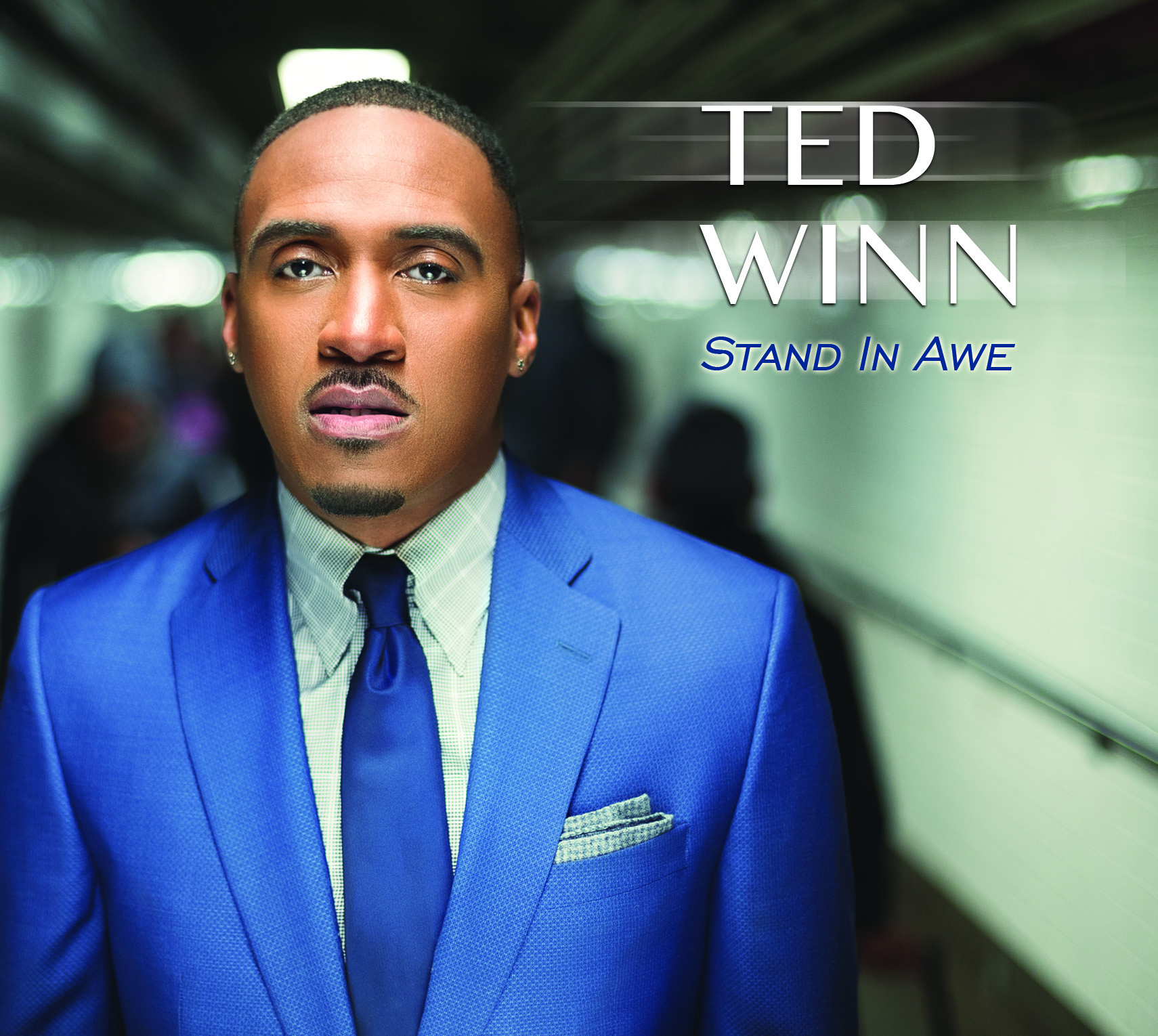 Ted Winn Stand In Awe Album Cover