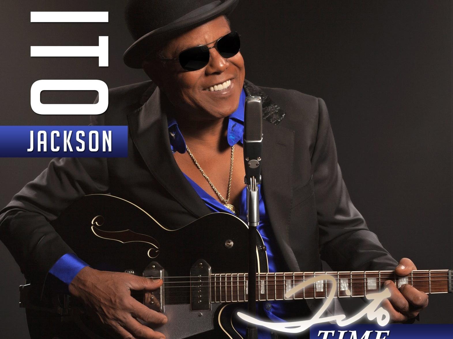 Tito Jackson Tito Time Album Cover