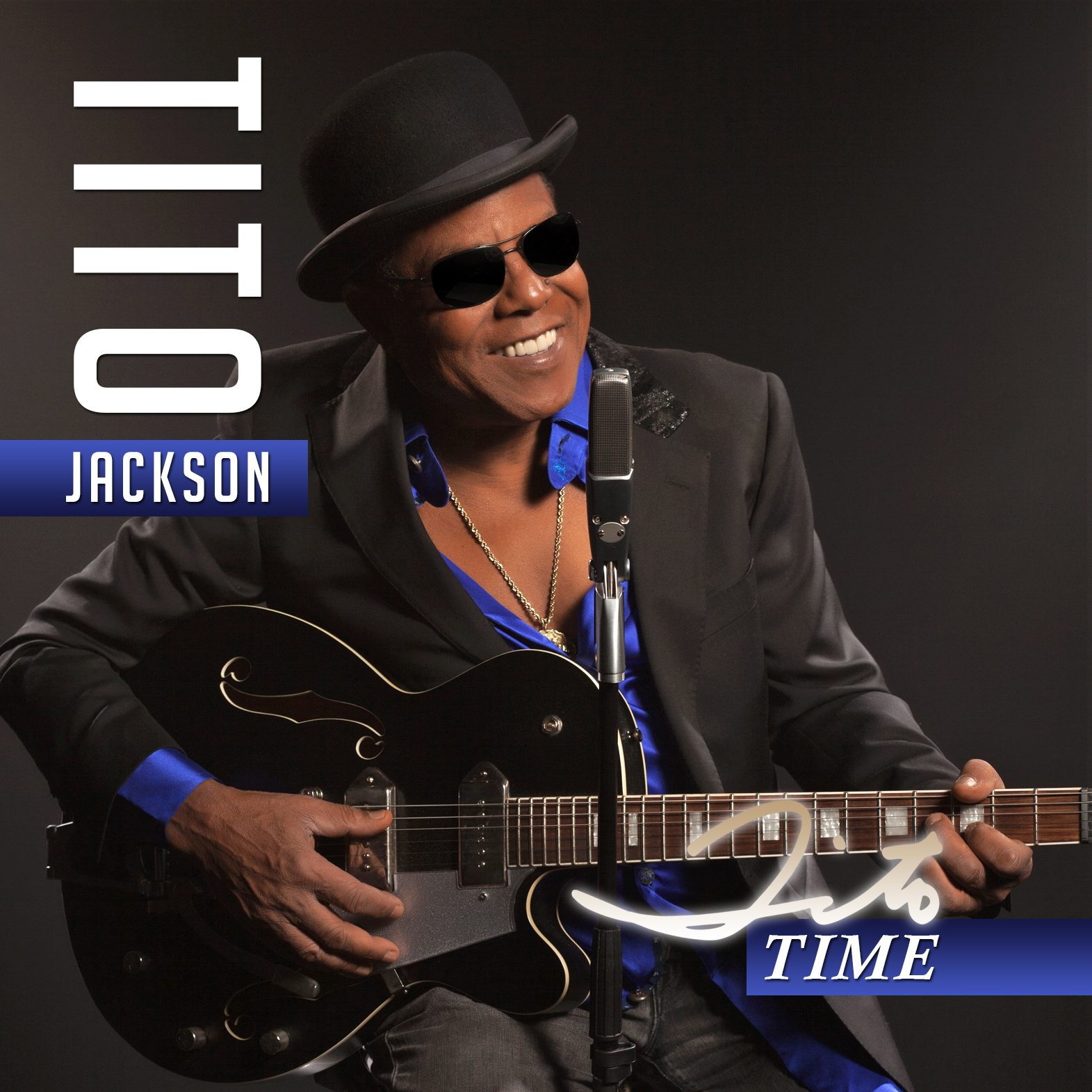 Tito Jackson Tito Time Album Cover