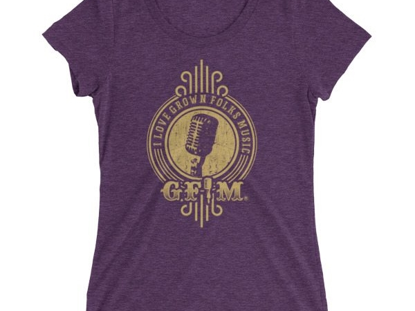 Ladies GFM LX Emblem Purple