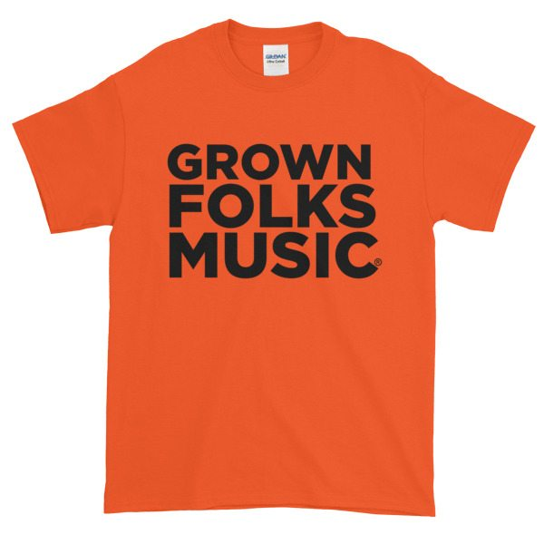 GFM Classic T -Orange