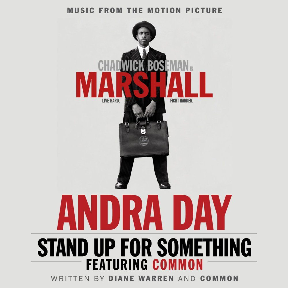 Andra Day Stand Up For Something Feat Common Single
