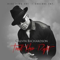 Calvin Richardson Treat Her Right Single Cover
