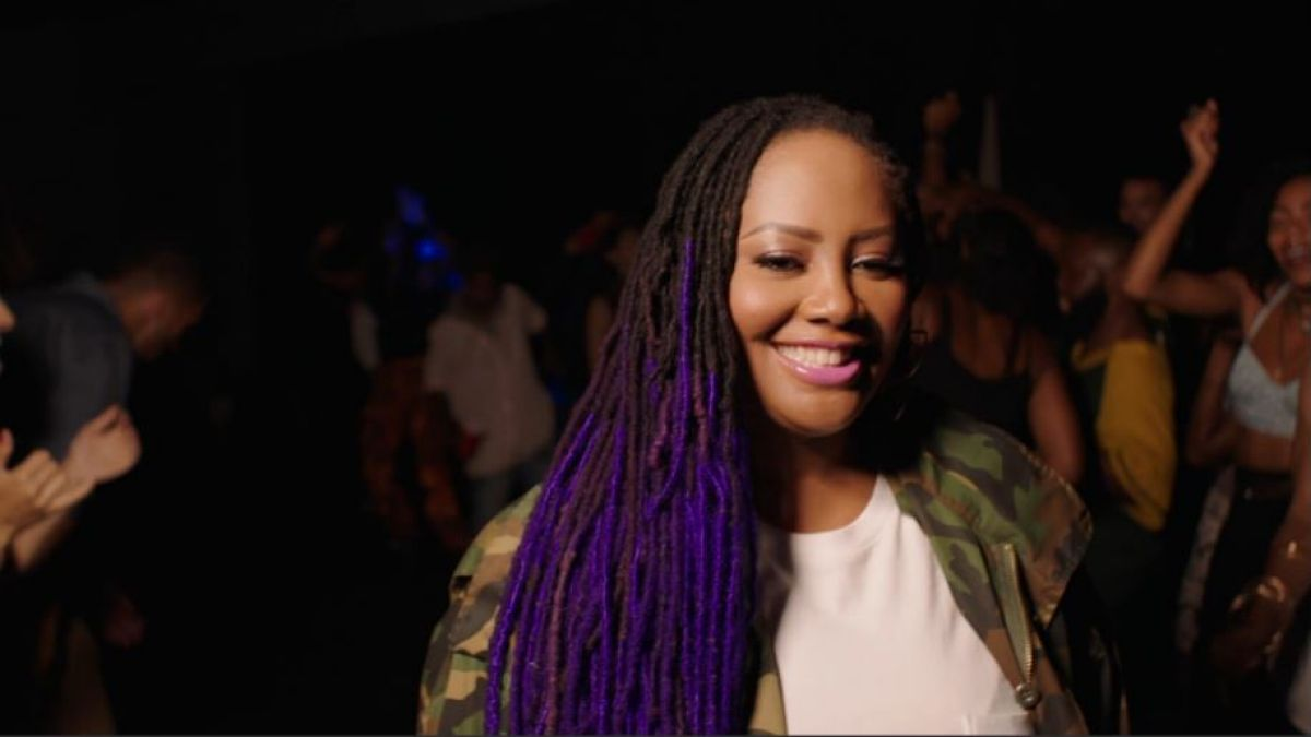 Lalah Hathaway I Can't Wait Video Still