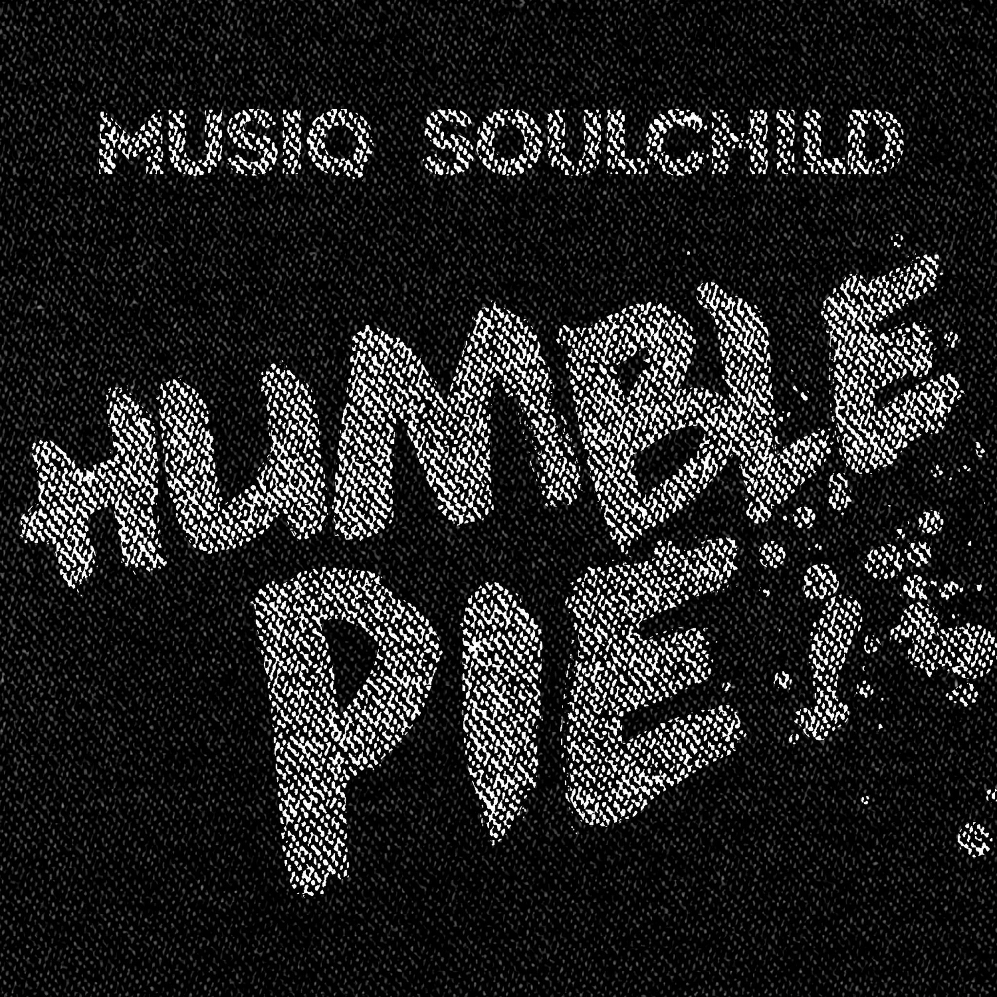 Musiq Soulchild Humble Pie Single Cover