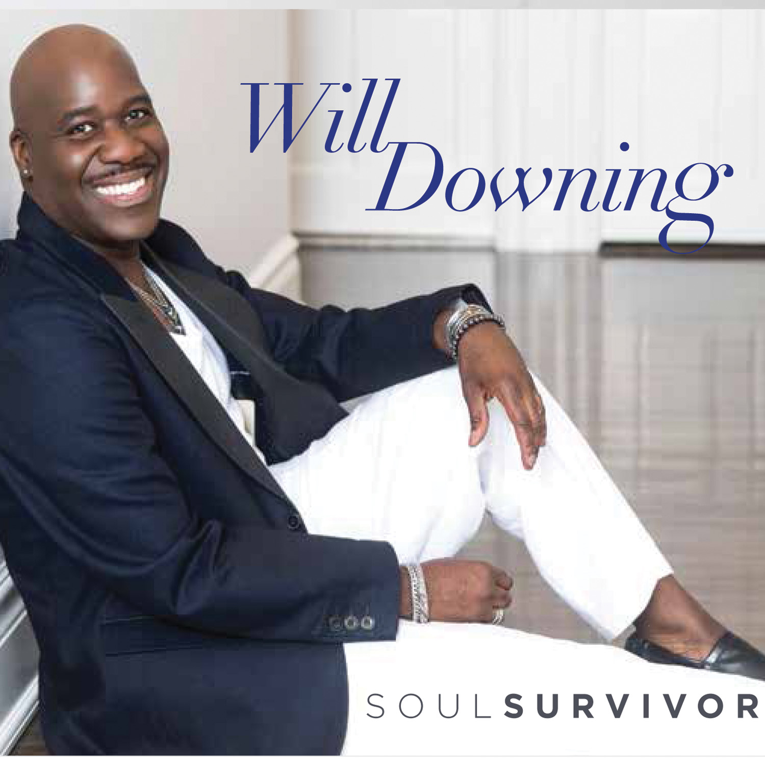 Will Downing Soul Survivor Album Cover