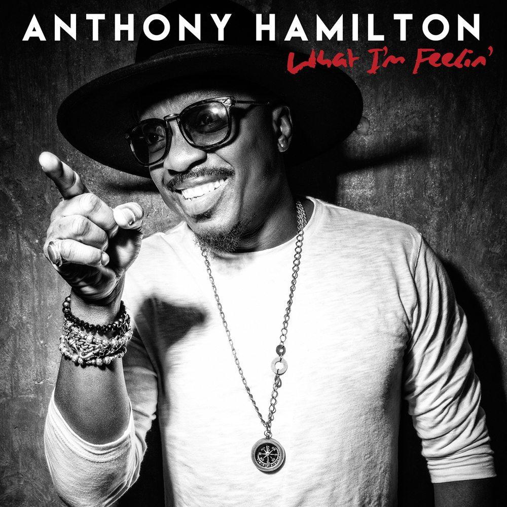 Anthony Hamilton What I'm Feelin Album