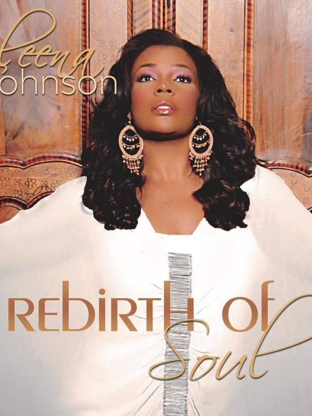 Syleena Johnson Rebirth Of Soul Album Cover