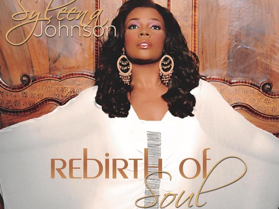 Syleena Johnson Rebirth Of Soul Album Cover