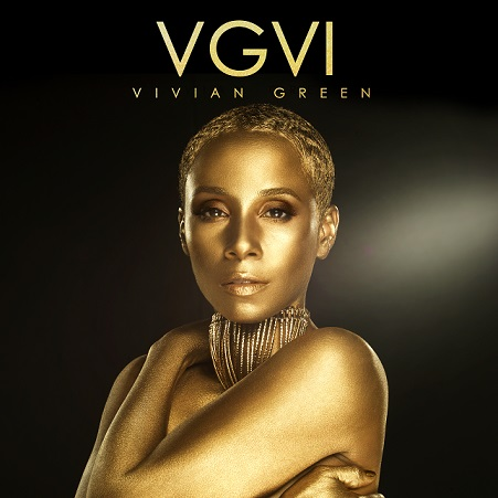 Vivian Green VGVI Album Cover