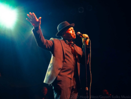 Eric Roberson performing live at Center Stage Atlanta for the EP Release Concert for