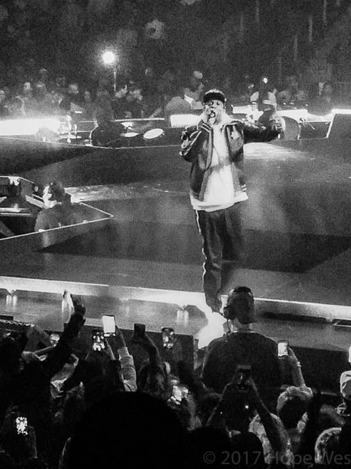 Photo of Jay-Z on 4:44 Tour in Atlanta
