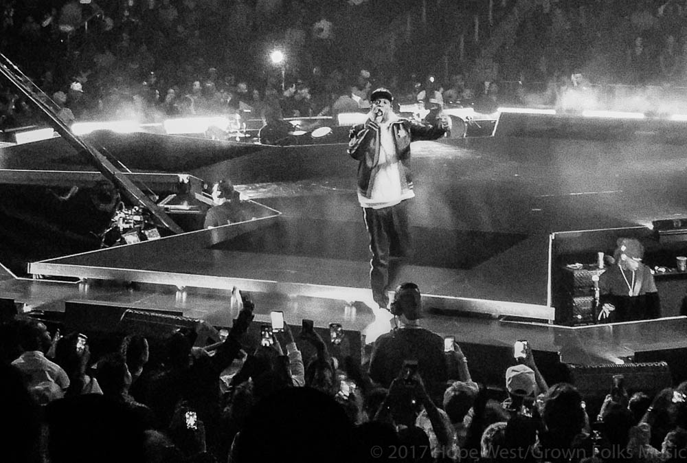 Photo of Jay-Z on 4:44 Tour in Atlanta