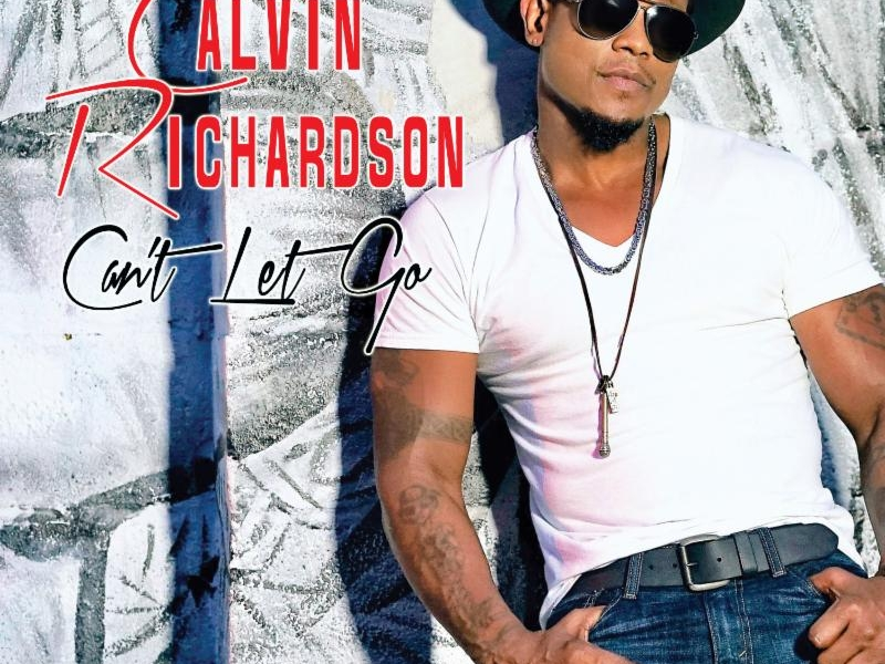 Calvin Richardson Can't Let Go Single Cover