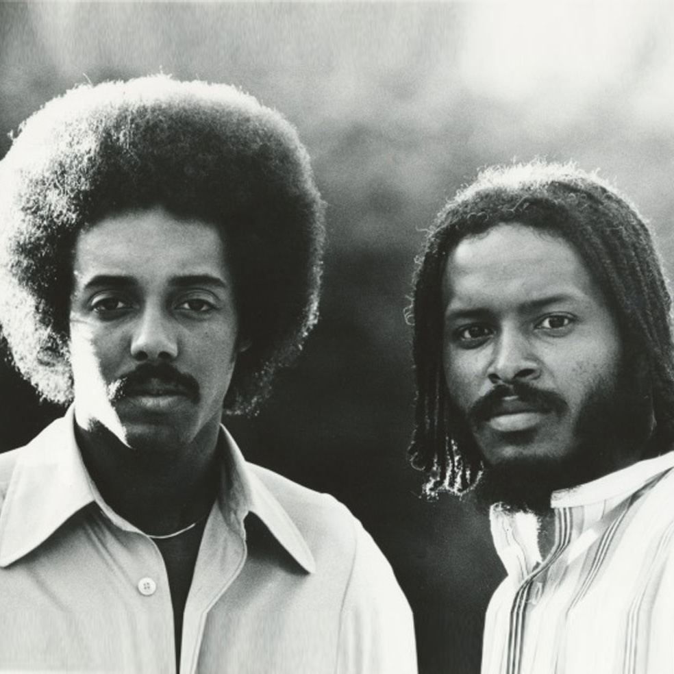James Mtume and Reggie Lucas