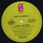 "#SoulfulSaturday - ""If Only You Knew"" Patti Labelle"