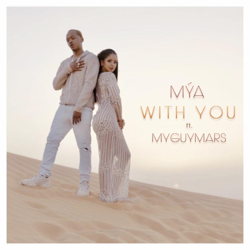 Mya With You Single