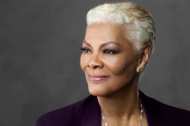 Dionne Warwick Photo Credit David Nathan