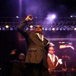Morris Day and Sheila E. Bring the Funk to Kiss 104.1 Flashback Festival