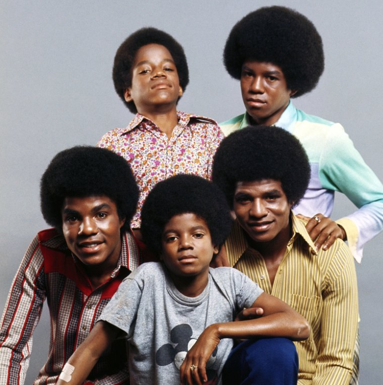 Picture of the music group, Jackson 5