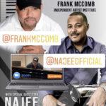 Frank McComb's Independent Artist Institute feat. Najee (Recap)