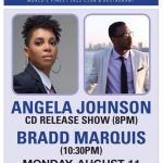 Angela Johnson Set to Unveil 'Naturally Me' at New York's Blue Note