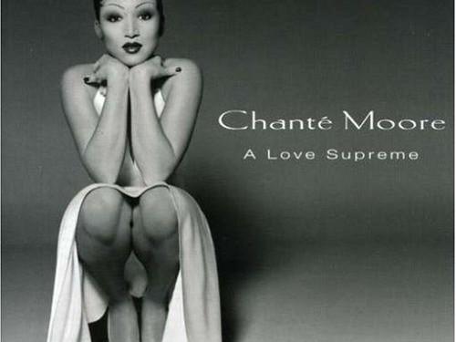 Chante Moore Old School Lovin'