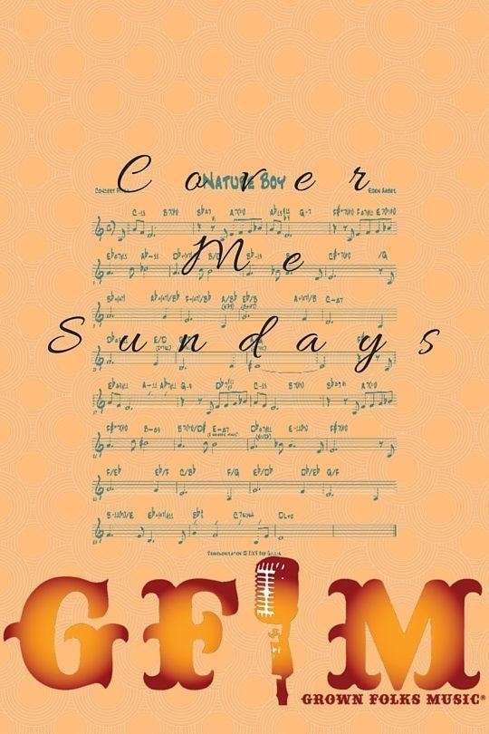 Cover Me Sundays