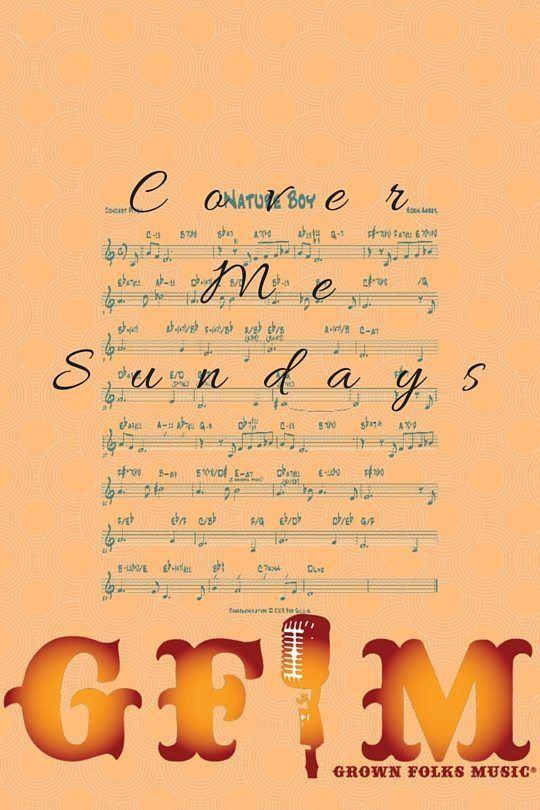 Cover Me Sundays