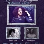 Date Night NYC w/ Chantae Cann. Special guests: Amma Whatt & Elijah Bland February 16, 2014