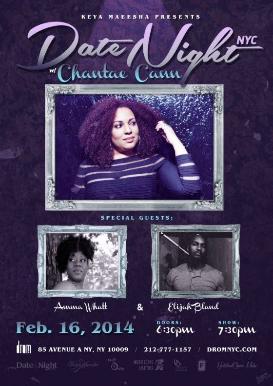 Date Night NYC w Chantae Cann Final